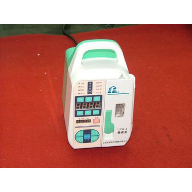 新生儿输液泵的使用方法图解