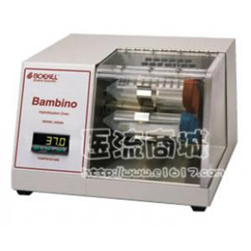 美国Boekel 230301-2 Bambino 分子杂交箱 温度范围10-80℃ 转速20rpm