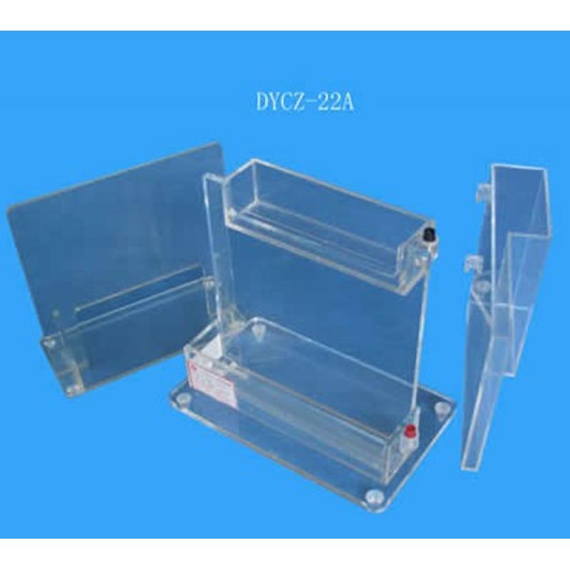 六一DYCZ-22A 单垂直电泳仪 2块胶 52个样