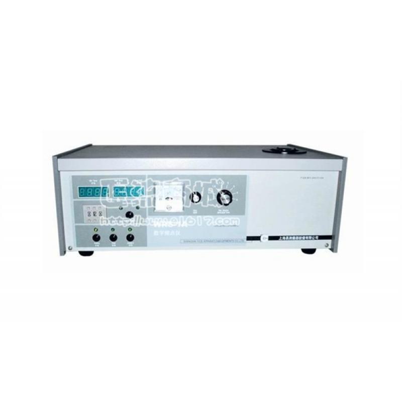 WRS-1A数字熔点仪 室温~300℃