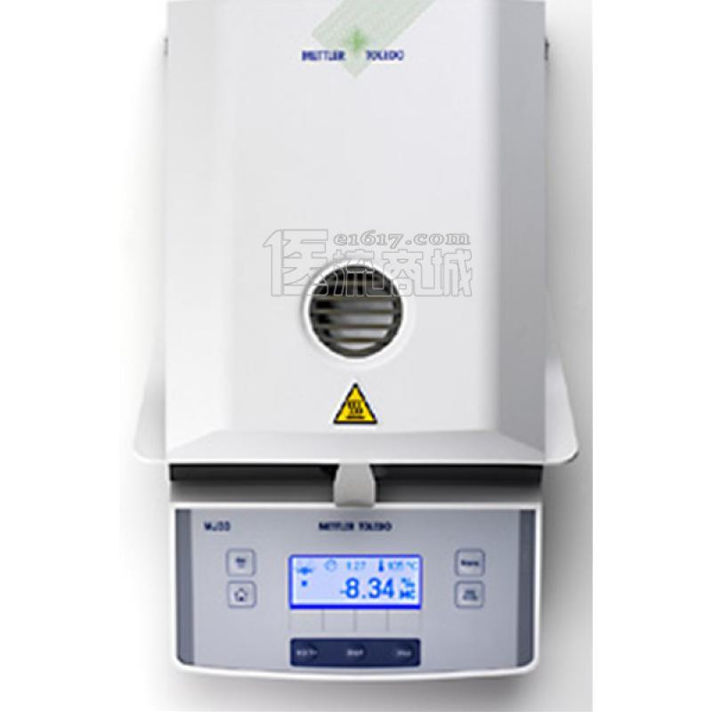 梅特勒HS153水分测定仪 量程150g 精度1mg