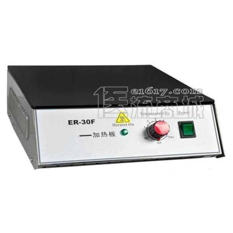 慧泰 ER-30F 普通防腐型恒温加热板 室温~450℃ 300*300
