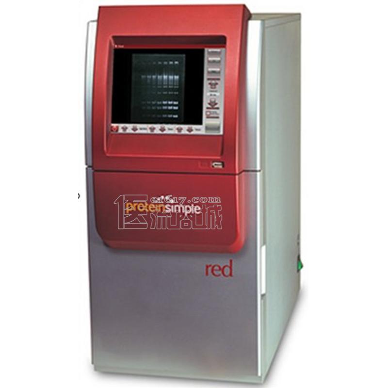 Alpha个人型凝胶成像系统 red 140万像素 分辨率1