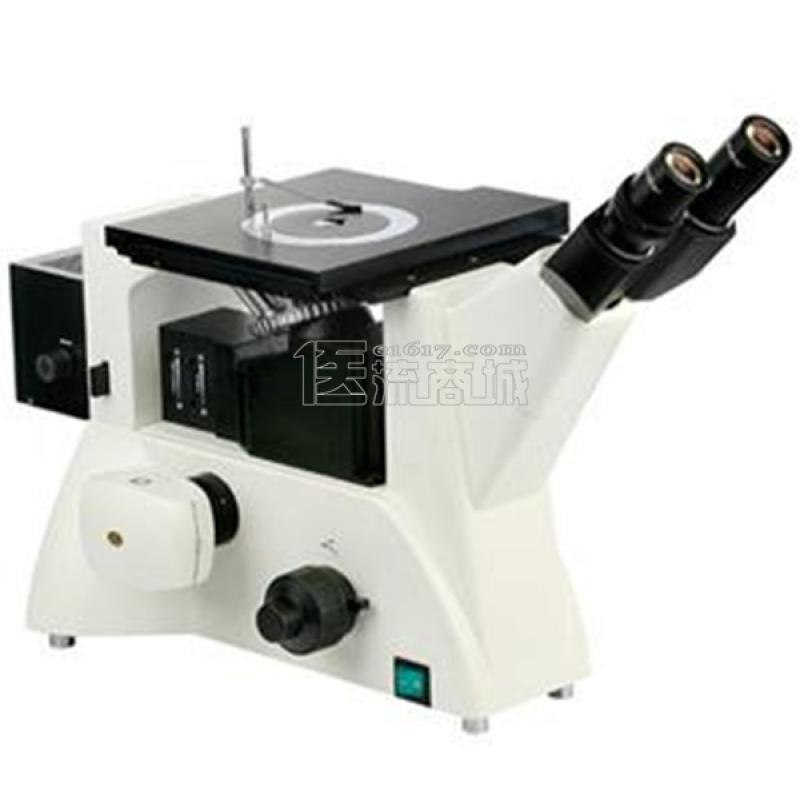 领成 DJX20倒置金相显微镜 三目 100-1000X