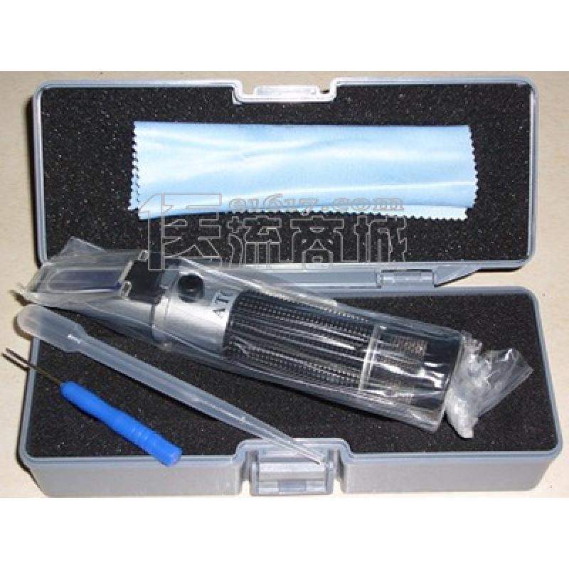 HB-114ATC手持糖度计 测量范围:28-62% 分辨率0.2%