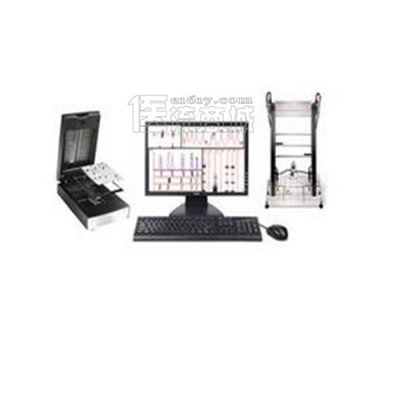 YLN-5000 电泳光密度扫描仪 扫描尺寸203*254 动态密度3.4OD