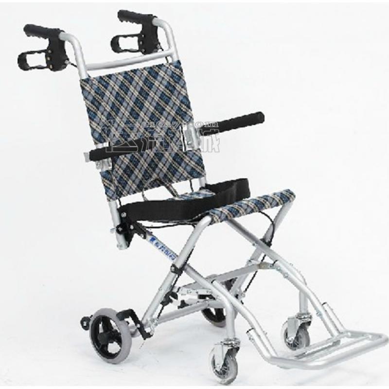 互邦HBL38轮椅 金属烤漆 软座垫