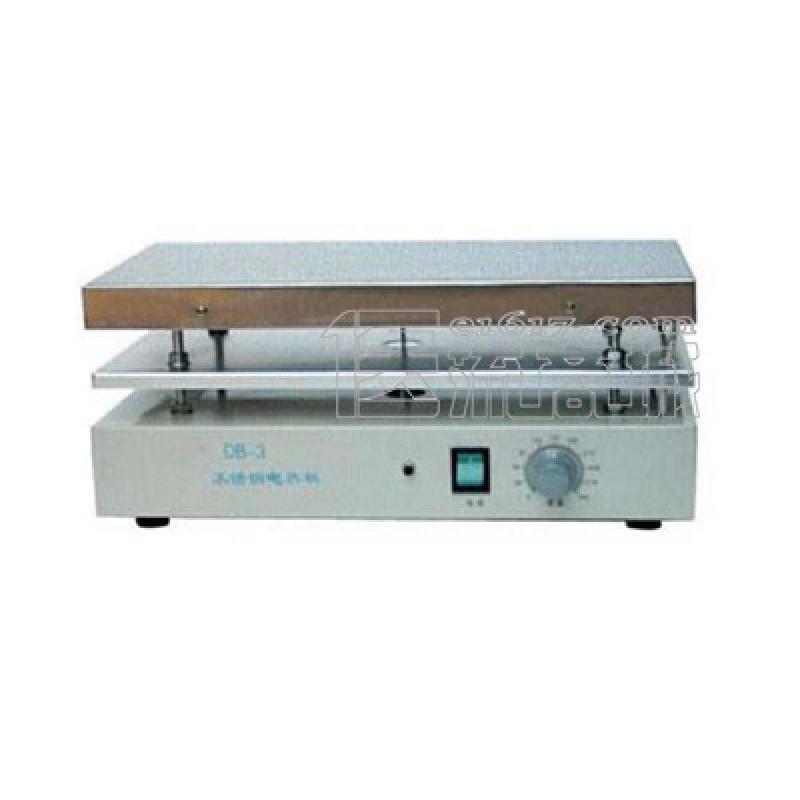 荣华DB-3不锈钢电热板 不带显示 350*220