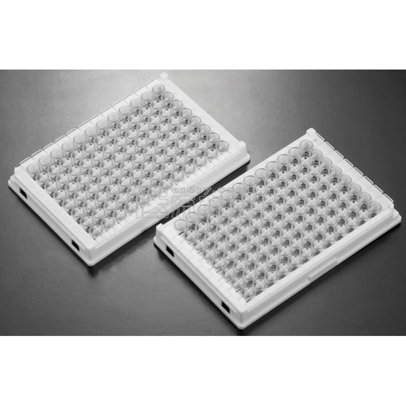 96孔可拆酶标板 高结合力 配8孔条 1块/包