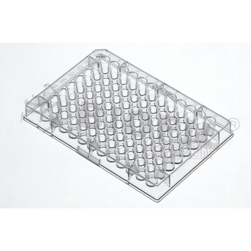 96孔可拆酶标板 高结合力 配12孔条 1块/包
