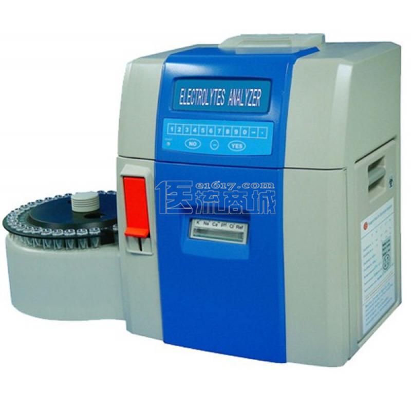 康立K-lite5AU型电解质分析仪