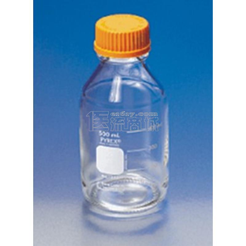 Corning Pyrex 2000ml橙盖试剂瓶 10个/箱 1395-2L