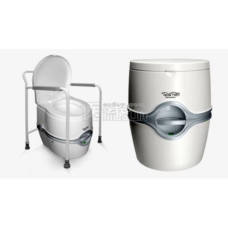 荷兰波塔波替移动冲水马桶 便携老人孕妇坐便器Excellence