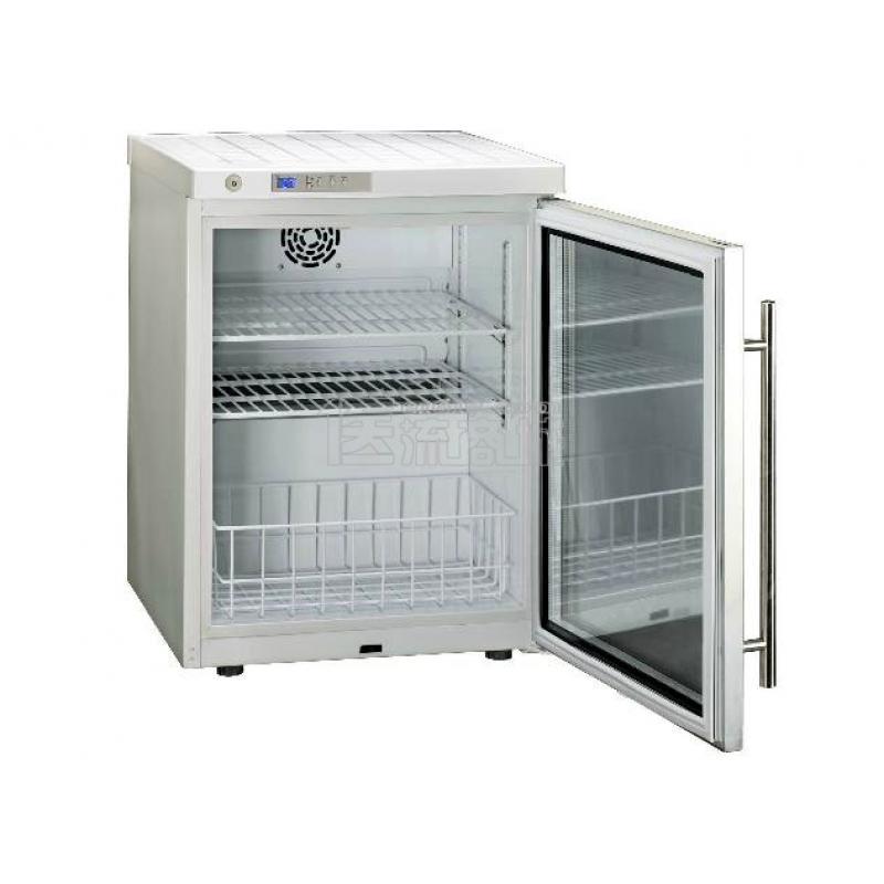 海尔HYC-68A嵌入式MINI药品保存箱  2-8℃ 68L 玻璃门