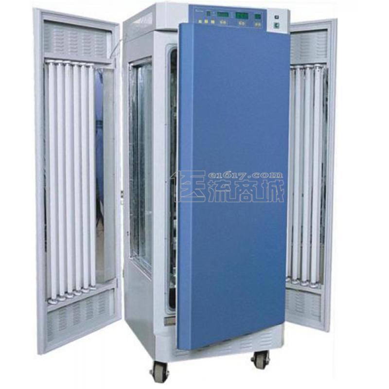 一恒MGC-250BP-2液晶光照培养箱 250L  0-12000LX