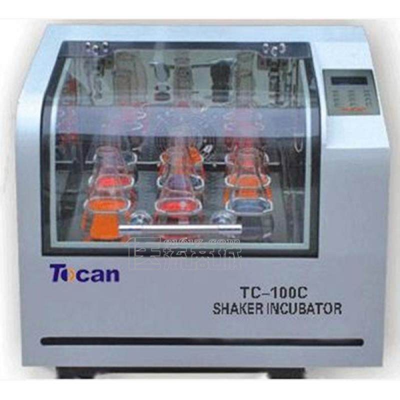 领成TC-100C迷你型恒温振荡器 室温+3~55℃ 摇板: