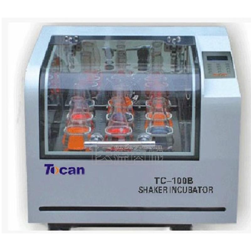 领成TC-100B恒温培养振荡器 室温+3~55℃ 摇板:3