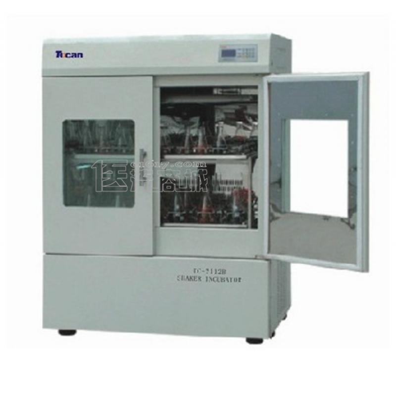领成TC-2112B双层特大容量恒温培养振荡器 3~55℃ 双层摇板:960×500mm