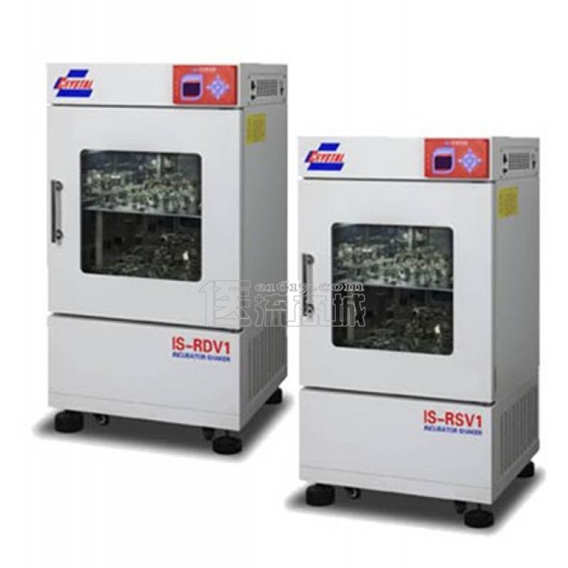 精琪IS-RSV1立式双层小容量恒温振荡器 室温+5~60℃