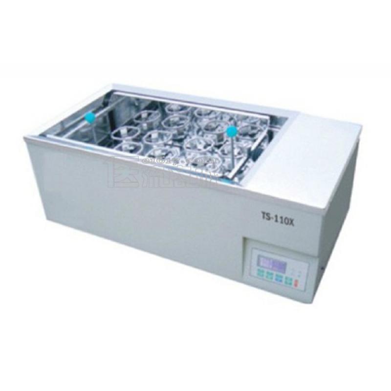 领成TC-110X30往复式水浴摇床 室温+5~99.9℃