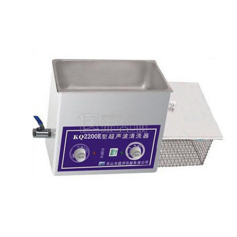 舒美 KQ2200E台式超声波清洗机 3L 100W