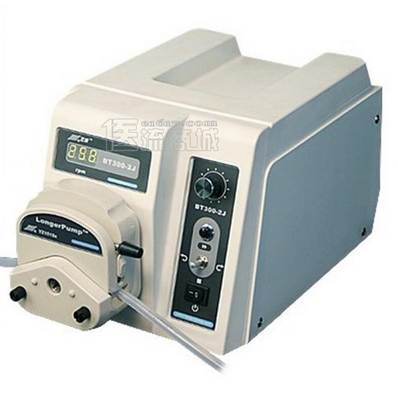 兰格BT300-2J蠕动泵 泵头BZ25 流量2.9-870ml/min