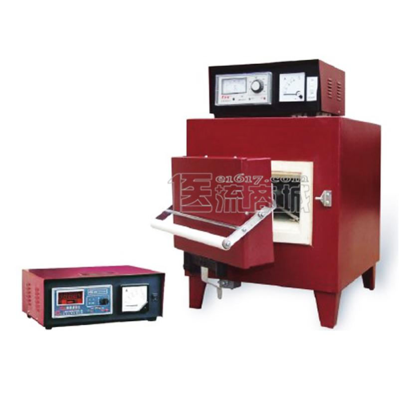 SX2-2.5-10数显型箱式电阻炉 1000℃ 分体式