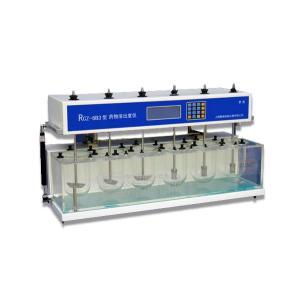 黄海RCZ-6B3型药物溶出度仪 6杯