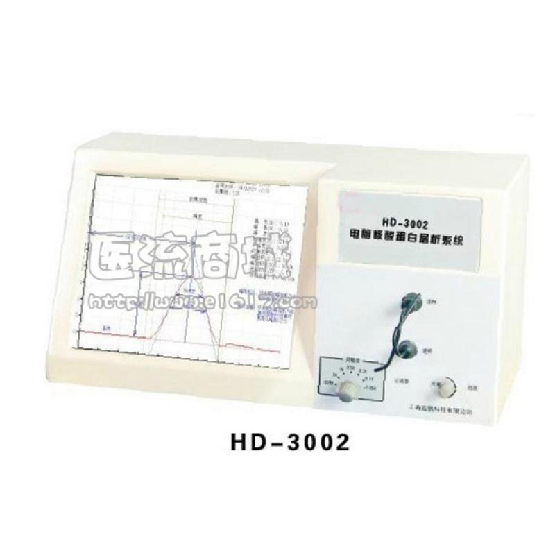 嘉鹏 HD-3002 彩色触摸屏核酸蛋白检测系统 三波长