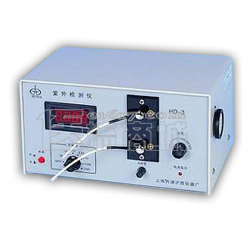 沪西 HD-3 数显紫外检测仪 四波长 光程:4mm