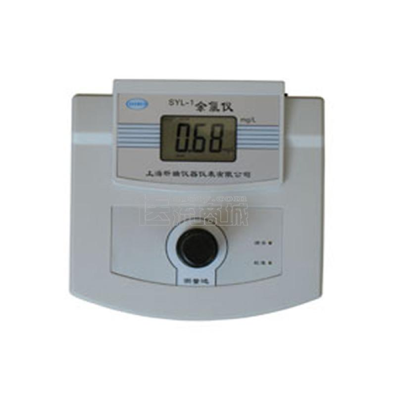 SYL-1台式余氯计 0.01mg/L