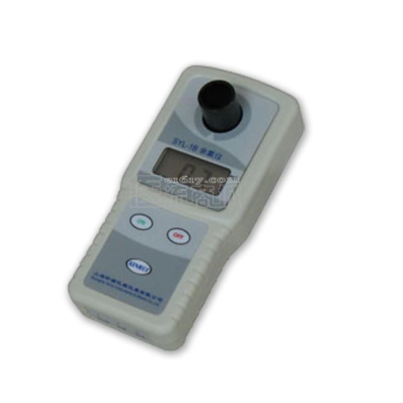 SYL-1B便携式余氯计 0.01mg/L