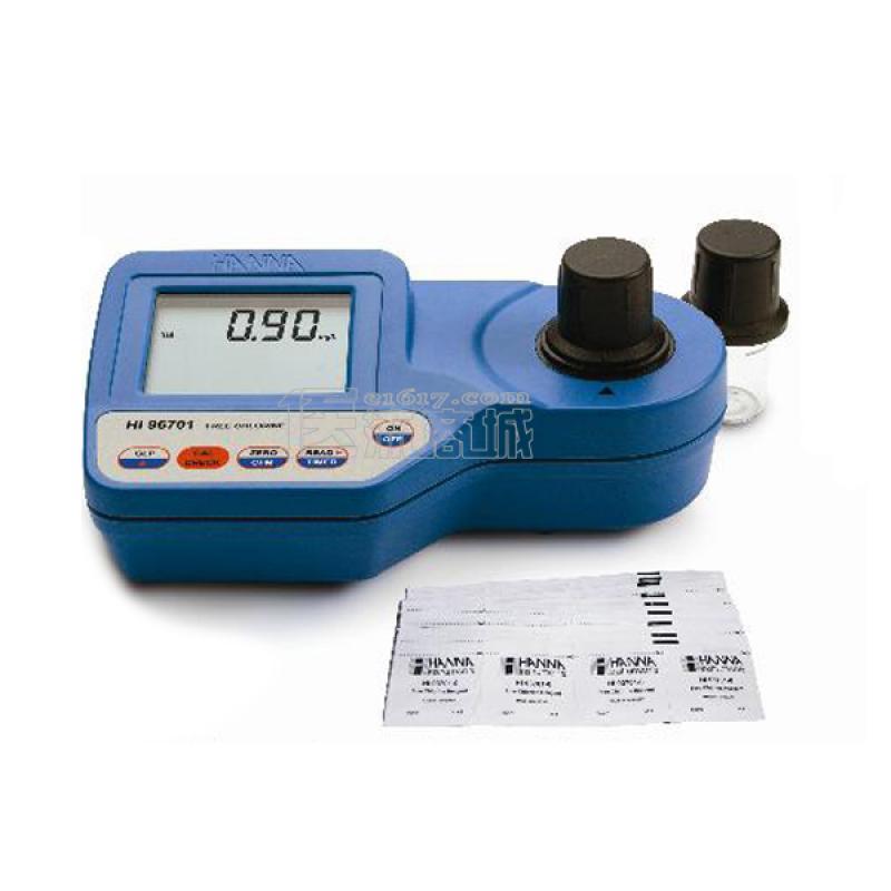 哈纳 HI96762便携式余氯浓度测定仪 0.02mg/L