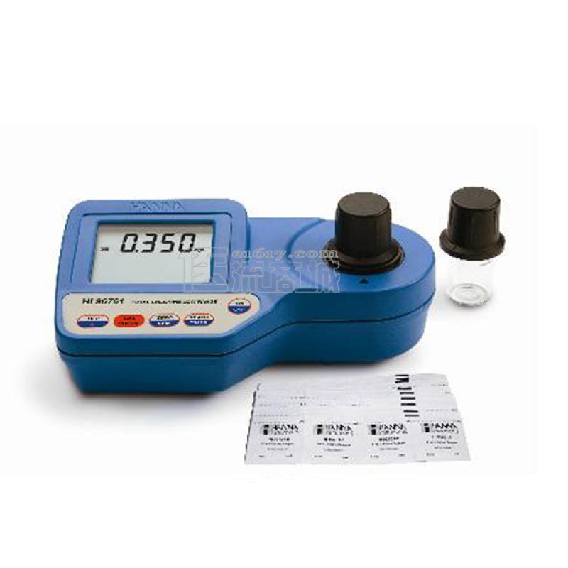哈纳 HI96761便携式总氯浓度测定仪 0.02mg/L