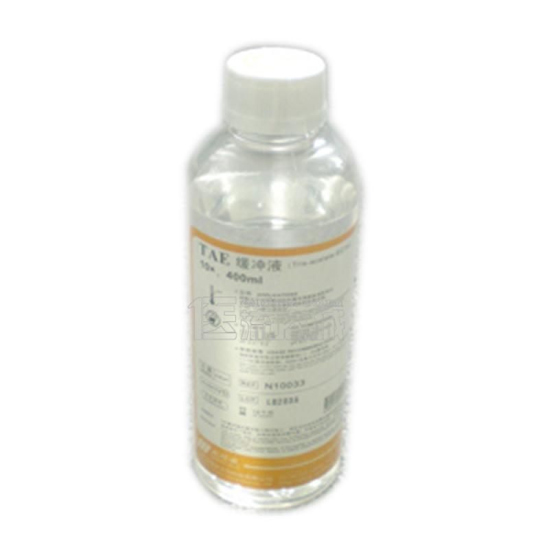 TAE缓冲液 10× pH8.2~8.4 400ml