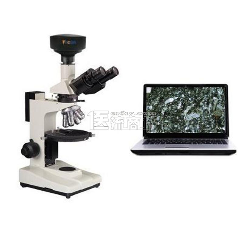 领成 58XC-S反射偏光显微镜