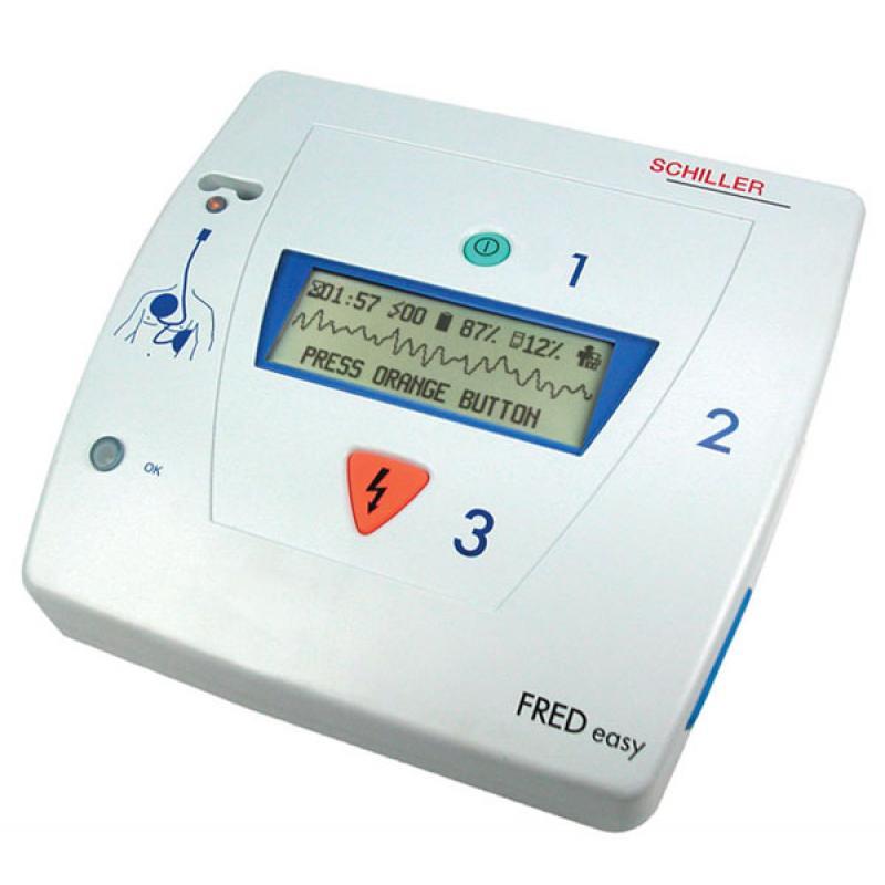 瑞士席勒FRED easy 半自动AED除颤器