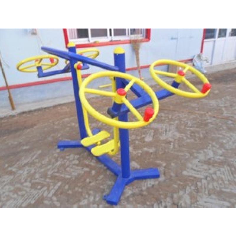 太极太空漫步机组合-小区健身器材