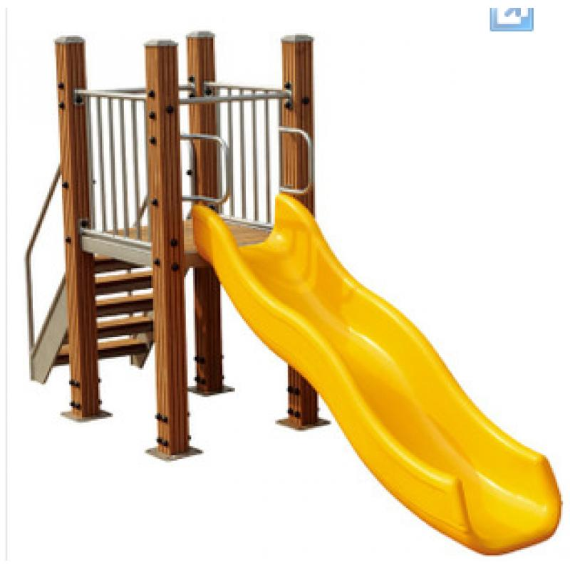 室外小区儿童滑梯