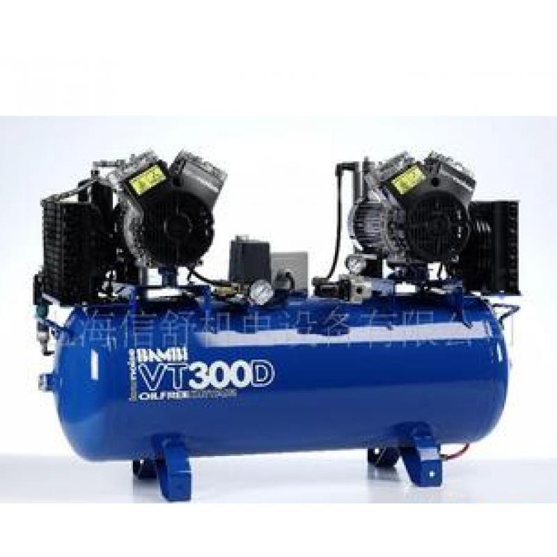 英国BAMBI小型静音无油空气压缩机 VT系列