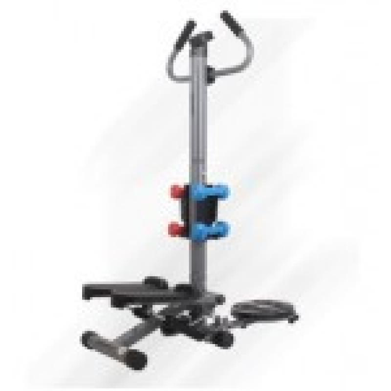多功能液压静音登山脚踏步机