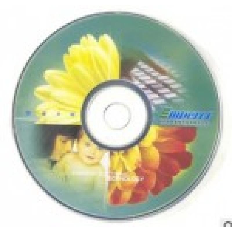 B超医疗设备使用介绍专题片 DVD大光盘