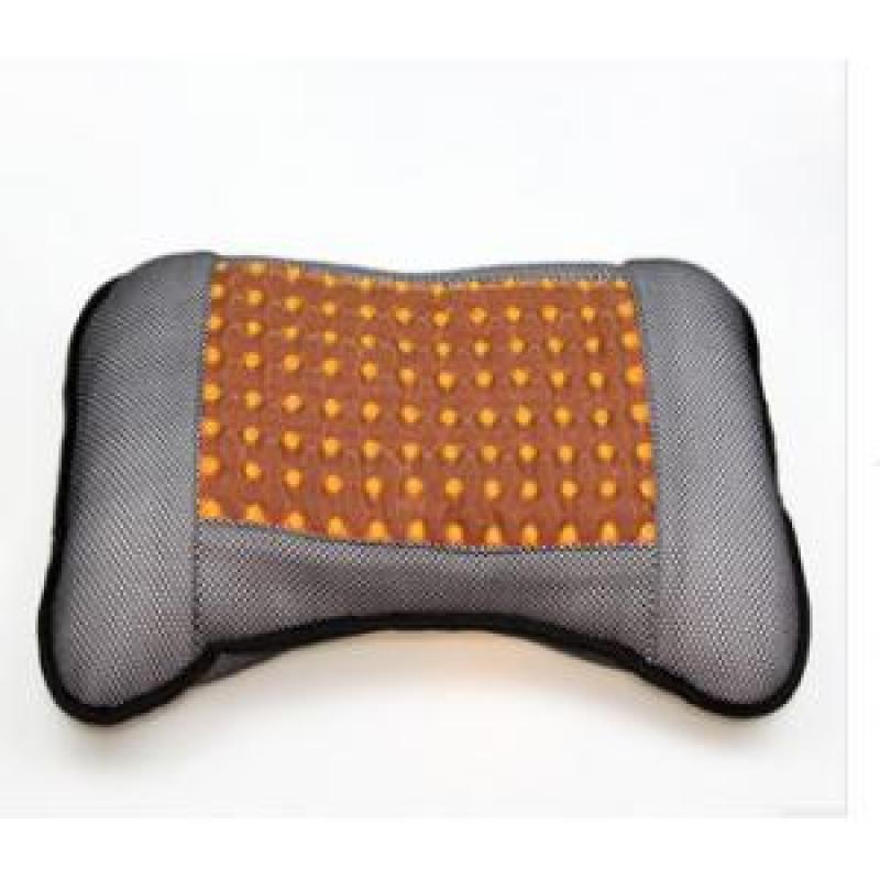 竹炭按摩保健枕