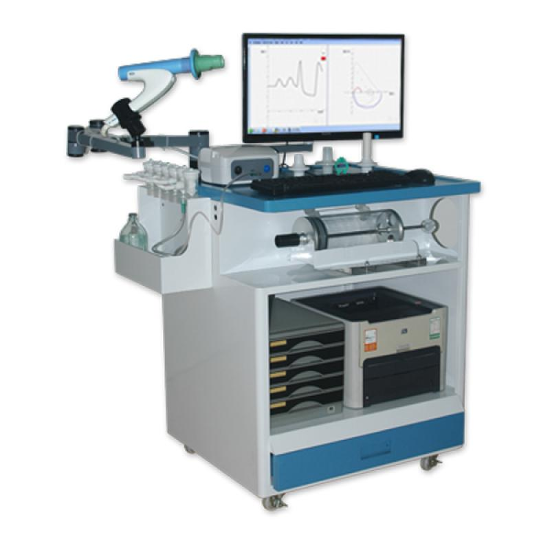 英国 BTL-08型肺功能测量仪 台车型(带激发装置)