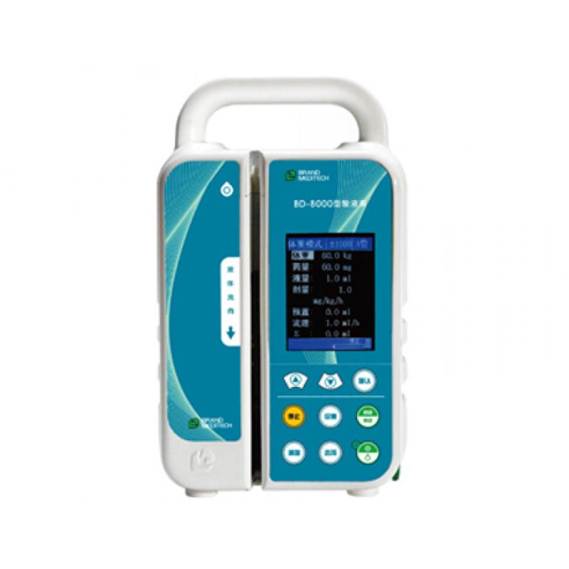 柏威 BD-8000输液泵 单通道 LCD显示屏