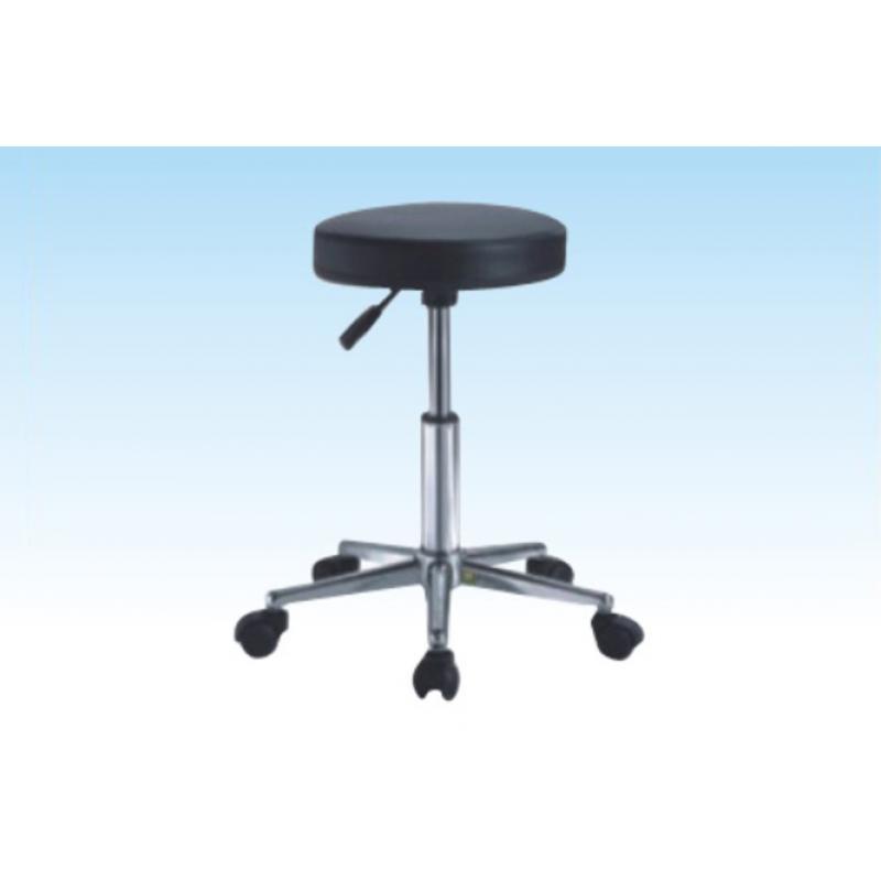 新塔康 XTK-05404钢制镀铬手术圆凳