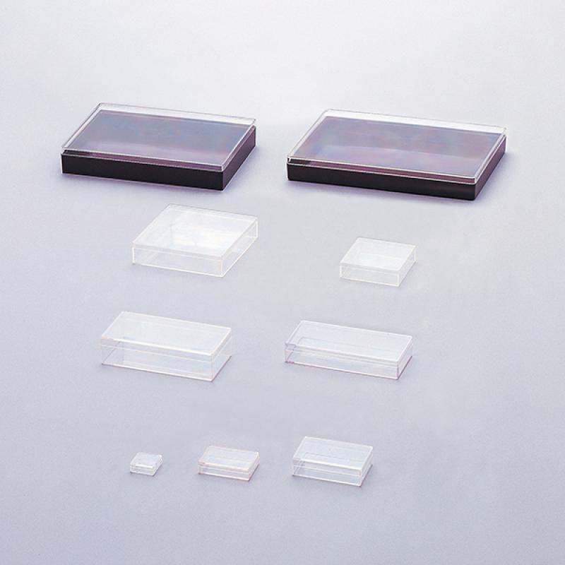 亚速旺19型聚苯乙烯方形盒1盒(10个)