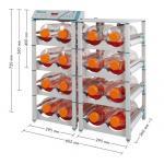 Cell Roll 比欧 细胞培养转瓶机(滚动式)2瓶位