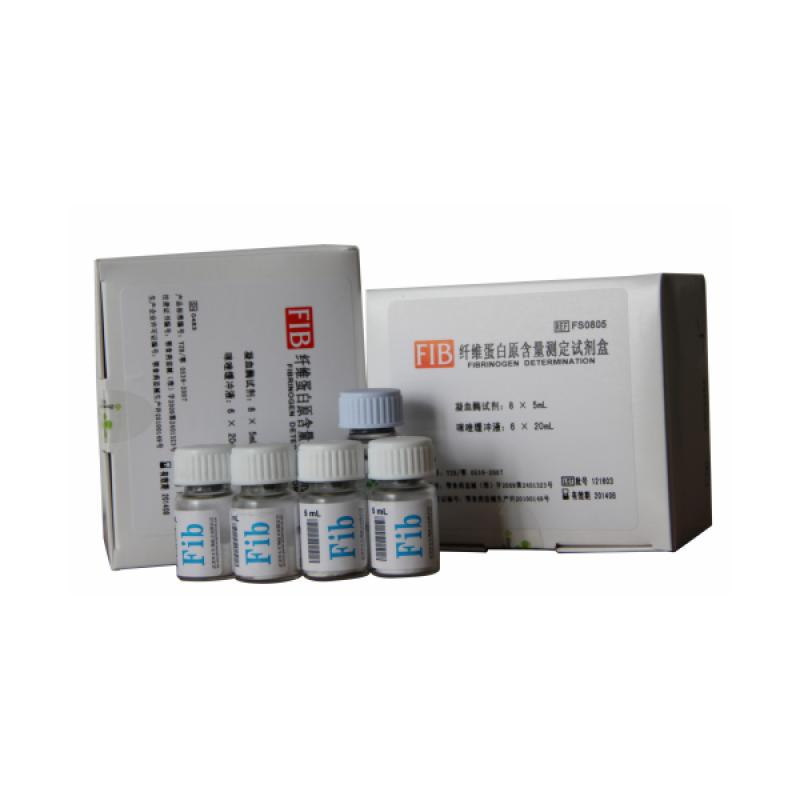 景川血凝仪试剂 活化部分凝血活酶时间测定盒-APTT 干粉