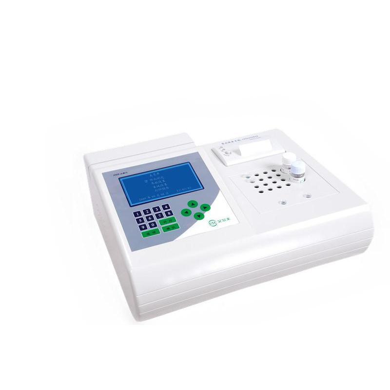 景川XN06-II半自动双通道凝血分析仪 光电法